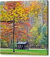 Seasonal Sensation Canvas Print