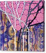Seasons #2 Canvas Print