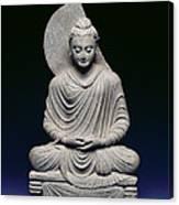 Seated Buddha Canvas Print