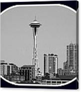 Seattle Center Stage Canvas Print