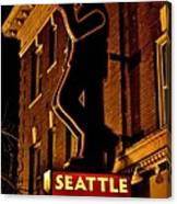 Seattle Coffee Works Canvas Print