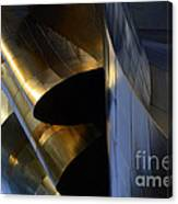 Seattle Emp Building 1 Canvas Print