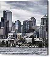 Seattle's Skyline Canvas Print
