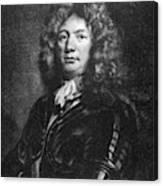 Sebastien De Vauban (1633-1707) Canvas Print
