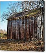 Secluded Barn Series Canvas Print