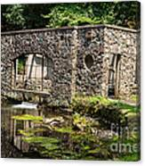Secluded Domicile Canvas Print