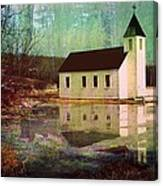 Secluded Sanctum  Canvas Print