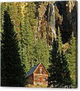 Secluded Tranquility Canvas Print