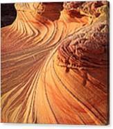 Second Wave Flow Canvas Print