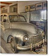 Second World War Car Canvas Print
