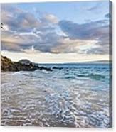 Secret Beach 2 Canvas Print
