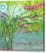 Secret Paradise Inner Bliss Canvas Print