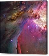 Secrets Of Orion II Canvas Print