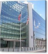 Securities Exchange Commission  Canvas Print