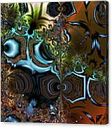 Sedimentary Canvas Print