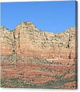 Sedona  Arizona  Mountain  Four Canvas Print