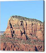 Sedona  Arizona  Mountain  Three Canvas Print