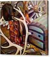 Sedona Still Life Canvas Print