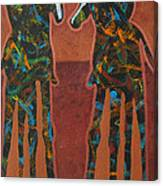 Sedona Sundown Canvas Print
