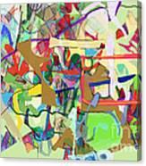 Seeker Being Sought 1e Canvas Print
