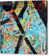Seeking Peace Canvas Print