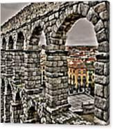Segovia Aqueduct - Spain Canvas Print