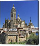 Segovia Spain Canvas Print