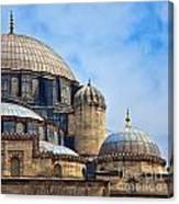 Sehzade Mosque 02 Canvas Print