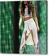 Selena Gomez-8678-1 Canvas Print