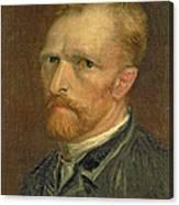 Self Portrait, 1886 Canvas Print