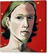 Self Portrait 1995 Canvas Print