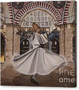 Selimiye Dervish Canvas Print