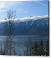 Selkirks In Fall Canvas Print
