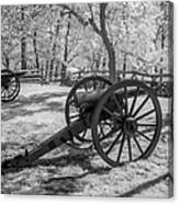 Seminary Ridge  8d00034i Canvas Print