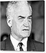 Senator Barry Goldwater Canvas Print