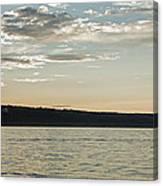 Seneca Lake Living Canvas Print