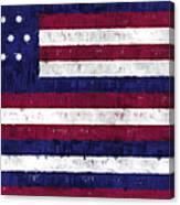 Serapis Flag Canvas Print