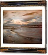 Serene Sunrise Canvas Print