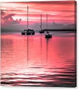Serenity Bay Dreams Canvas Print