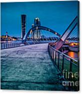 Seri Gemilang Bridge 1 Canvas Print