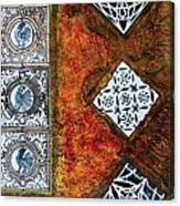 Serie Lissette V Canvas Print