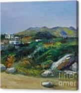 Serifos Island Canvas Print