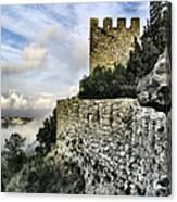 Sesimbra Castle Canvas Print