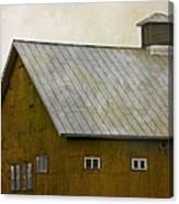 Settlement Canvas Print