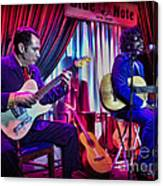 Seu Jorge At The Blue Note Nyc Canvas Print
