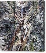 Seven Falls Canvas Print