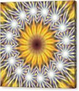 Seven Sistars Of Light K1 Canvas Print