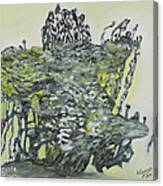 Seventh Creation Canvas Print