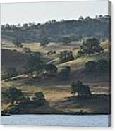 Shadow Hills Canvas Print