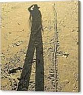 Shadow No.25 Canvas Print